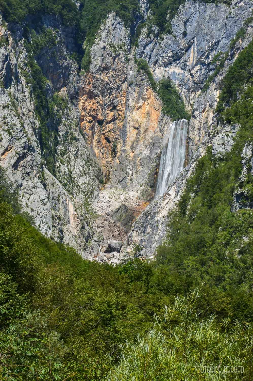 Op vakantie naar Slovenië - Slap Boka