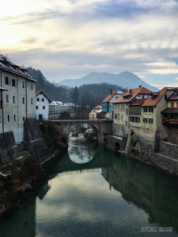 Skofja Loka - op vakantie naar Slovenië