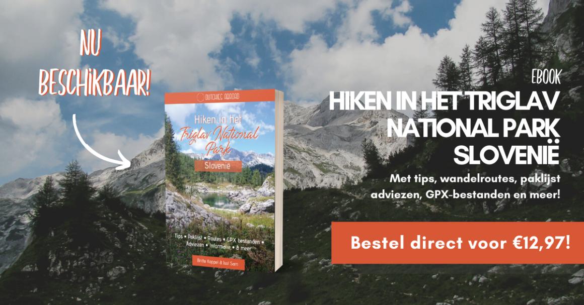 Bestel nu! Ebook - Slovenië - Blogbanner